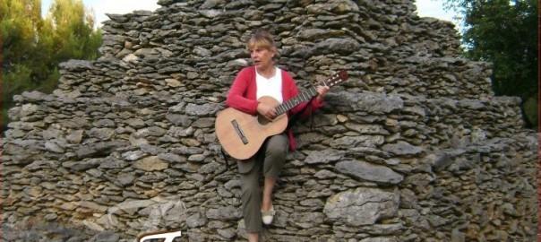 marie-andrée guitare