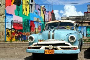 Cuba : une photographie de Jean-Claude Sorel qui nous a fait le grand honneur de venir nous rejoindre lors des Rencontres de Capestang de 2015