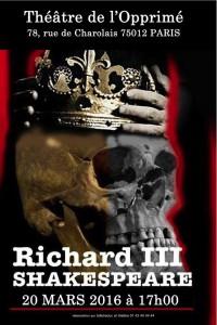 love affiche richard III