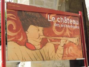 Bienvenue au Château de Capestang !