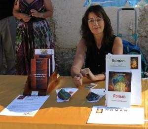 Frédérique Chamayou, auteure