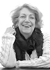 Simone Salgas, notre invitée d'honneur