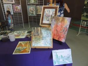 Les magnifiques aquarelles de Mijo